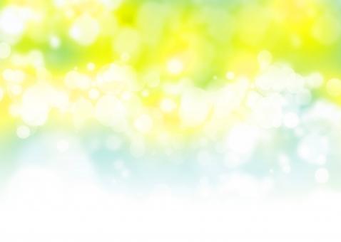 明るい玉ぼけ背景の写真