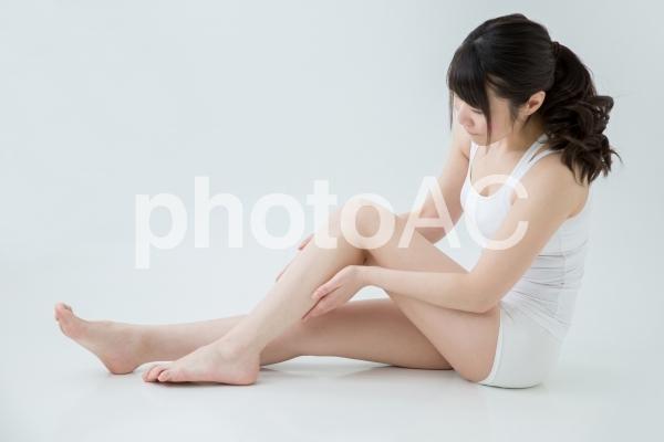 女性のボディの写真