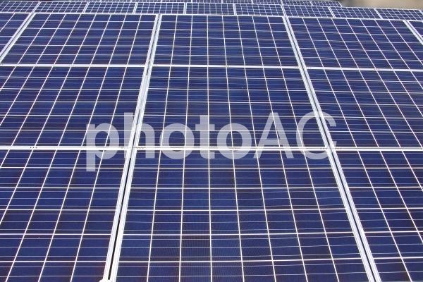 太陽光発電・太陽光パネル #3の写真