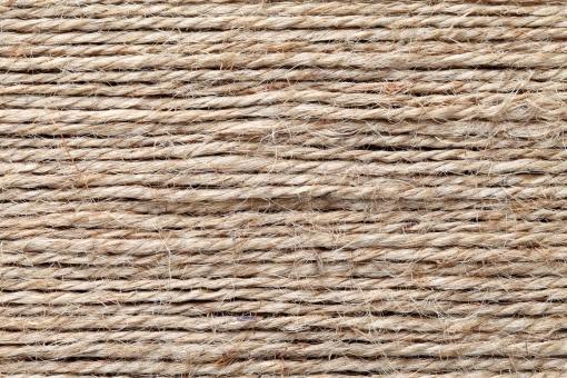 麻糸 麻紐 麻 麻ひも 麻ヒモ 糸 紐 背景 パターン 素材 模様 アップ クローズアップ 茶色 ベージュ イメージ 綿 木綿 綿花 木綿糸 繊維 質感 ロープ テクスチャ テクスチャー 粗い 工芸 布 自然 天然素材 材料 全面 平面 スタジオ撮影 スタジオ バックグラウンド 一面