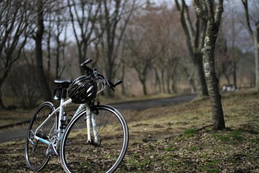 高原 自転車 サイクリング ポタリング 撮影 カメラ クロスバイク 蒜山高原 真庭市 岡山