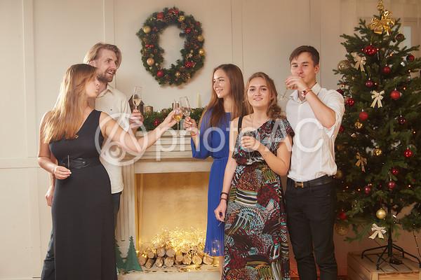 クリスマスパーティー4の写真