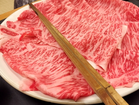 しゃぶしゃぶ 牛肉 お肉 肉 美味しい 柔らかい 高級 赤い 豪華 忘年会 新年会 歓迎会