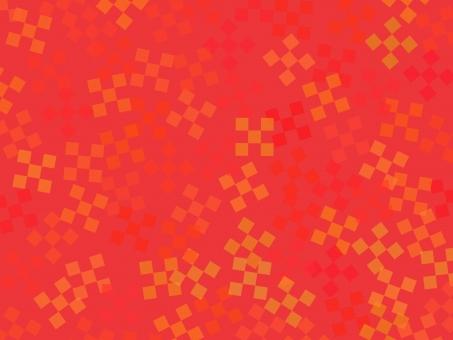 市松文様 文様 背景 背景素材 ランダム 四角 格子状 市松 格子模様 角 テクスチャ テクスチャー 風呂敷 伝統 文化 日本文化 和文化 チェック パネル 正方形 バックグラウンド バック グラデーション 四角形 スクエア ウォールペーパー バックデザイン 幾何学 幾何学模様 生地 布 パターン 織物 繊維 服飾 ポスター グラフィック ポストカード デザイン 素材 絵 斜め 古紙 和 和装 和柄 絹 縞模様 模様 柄 格子 日本 japan texture 着物 袴 おしゃれ オシャレ お洒落 織物柄 伝統文様 伝統模様 古風 古来 温もり 色 カラー 背景デザイン webデザイン きれい キレイ 綺麗 華麗 図柄 絵柄 図 浮世絵 歌舞伎 江戸 小紋 小紋柄 京都 京文化 ギンガムチェック チェック柄 幾何模様 伝統的 日本的 japanese pattern background design material traditional 和風 バラバラ 工芸 壁紙 屏風 和紙 キラキラ きらきら バナー ポップ 華やか 手紙 カード テキストスペース タイトルスペース 文字スペース 市松柄 紙 ファッション 飾る 装飾 カーペット 絨毯 床 背景画像 菱形 ひし形 ダイヤ 壁 赤い 赤 レッド 深紅 紅 赤み オレンジ オレンジ色 茜 茜色 朱色 鮮やか 染色 染織 鮮明 濃い 紅赤 舞子 舞子さん 真っ赤 伝統舞踊 巻物 ハンカチ 色染め 朱塗り 折り紙 ggbg23
