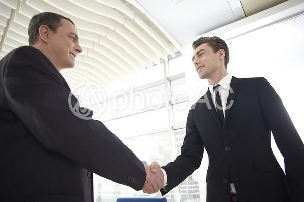 外国人ビジネスマン40の写真
