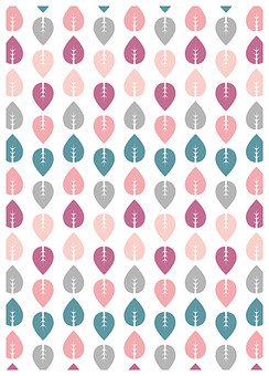 背景 テクスチャ テクスチャー バックグラウンド 背景素材 アップ 模様 正面  ポスター グラフィック ポストカード 柄 デザイン 素材  フレーム 装飾  全面 飾りつけ 北欧風 樹 葉っぱ 葉 植物 樹木 森 ピンク 白 紫