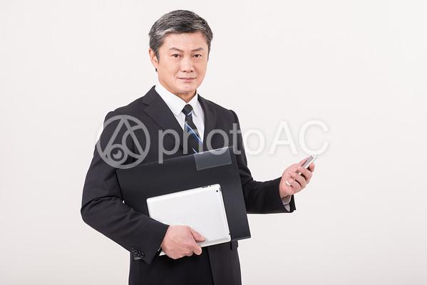 デキる男1の写真