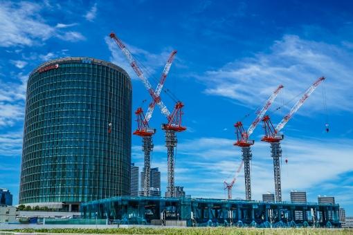 大規模建築は一級建築士の出番!の参考画像