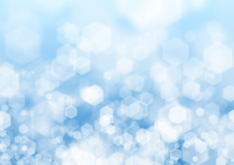 テクスチャ テクスチャー 背景 背景素材 バックグラウンド キラキラ 輝き 光 かがやき ライトアップ 壁紙 バック 明るい まぶしい にぎやかな かわいい 六角形 きらめく ときめき ワクワク 軽やかな 清々しい 清らかな さわやかな 透き通る 透明感 クリア 質感 青 ブルー