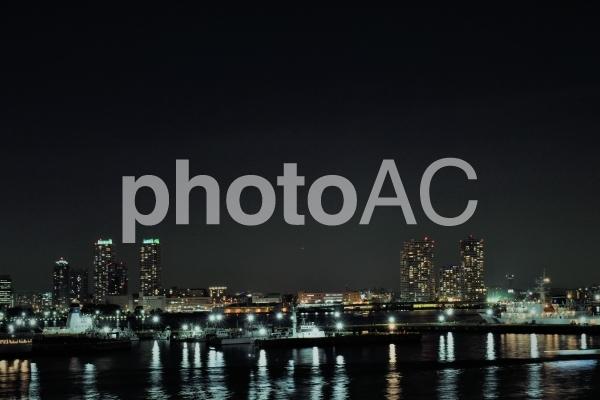 みなとみらい 夜景の写真