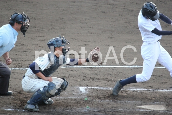 高校野球の写真