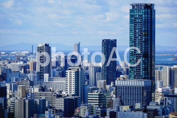 都市風景の写真