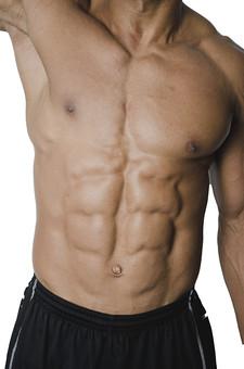 筋肉 マッスル ボディビルダー ボディ 体 人間 人体 男性 男 漢 強い 屈強 頑丈 スポーツ 筋力 筋トレ ボクシング ボクサー トレーニング スポーツジム アスリート ストイック ビルドアップ 憧れ ダイエット お腹 腹 腹筋 割れる