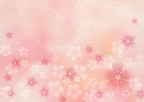 桜 さくら サクラ 背景 テクスチャ ピンク 淡い 花 春 日本 新春 新年 和風 和柄 和 花柄 お祝い 年賀 年賀状 桃色 癒やし 花びら 桜吹雪 卒業 卒業式 入学 入学式 ひな祭り 雛祭り 壁紙