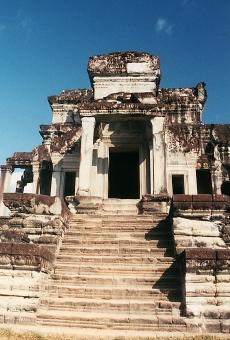 satochi サトチ カンボジア かんぼじあ cambodia remain イセキ いせき 遺跡 階段 カイダン かいだん step
