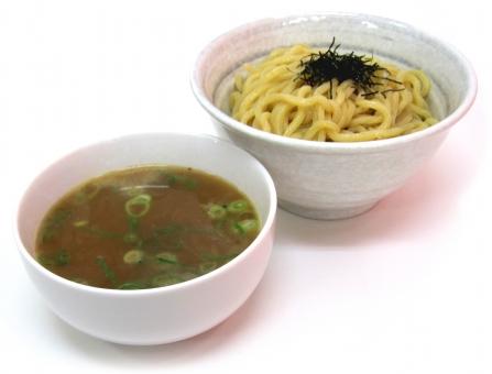 豚骨魚介つけ麺(クリッピングパス あり)の写真