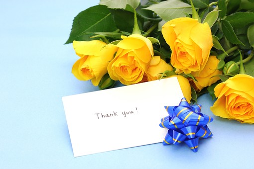 父の日 イベント プレゼント ギフト 行事  花 フラワー 生花 バラ ばら 薔薇 明るい さわやか 爽やか   黄色  6月 六月  贈る カード メッセージカード 花束 thank you THANK YOU 感謝 リボン りぼん 手紙