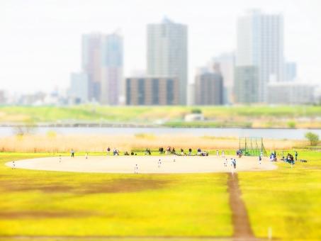 人物 スポーツ 運動 こども 子ども 子供 少年 野球 試合 プレー バッター キャッチャー スイング 少年野球 グラウンド ホーム ファミリー 空 ビル 青空 家庭 幸せ 幸福 メッセージ コピースペース ナチュラル ミニチュア 植物 緑 グリーン