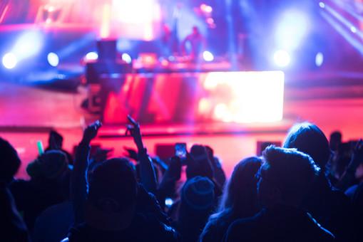 ライブ風景2の写真