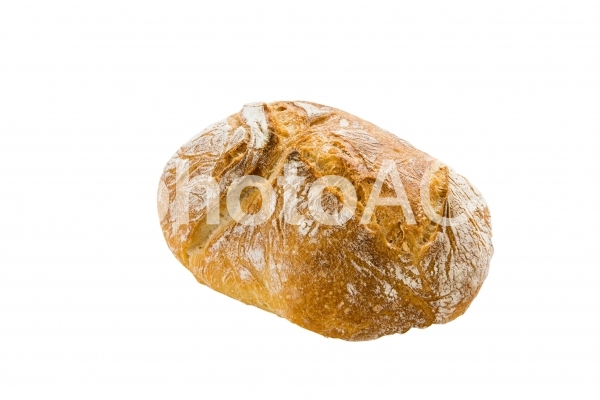 ライ麦パン ロールパン パス付き画像 PSDの写真