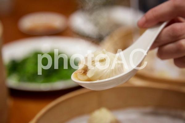 本場台湾の小籠包の写真