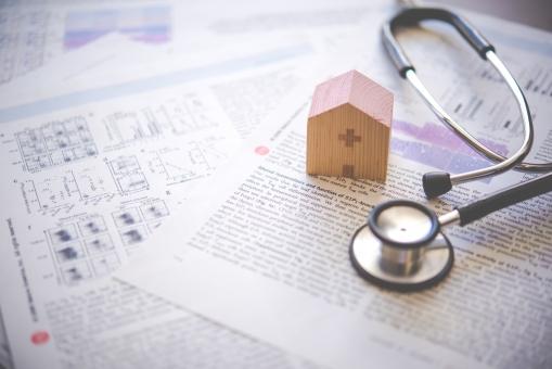 医学論文の写真