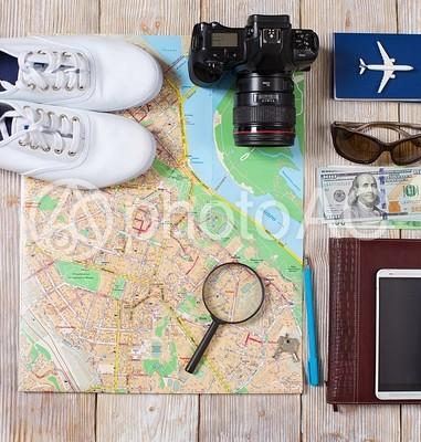 旅行 小物7の写真
