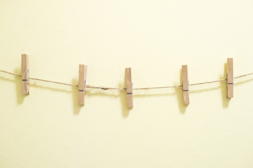 木材 クリップ ロープ 木製 洗濯バサミ 生活 ウッドクリップ バネ ピンチ 麻ひも 麻縄 壁 インテリア 挟む 装飾 吊るす 素材
