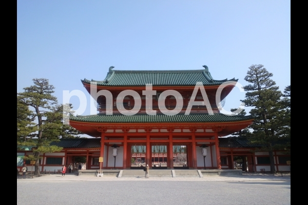 平安神宮の写真