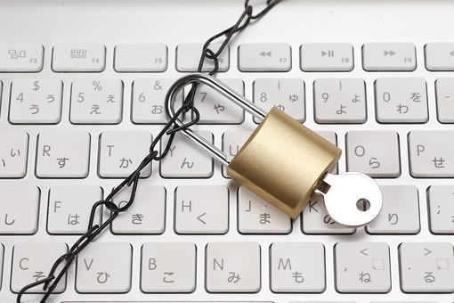 「鍵をかける パソコン 素材」の画像検索結果