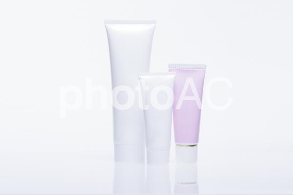 コスメ 化粧品イメージの写真