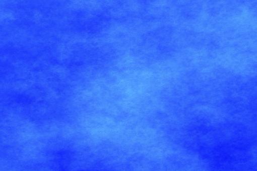 和紙 色紙 台紙 紙 ちぢれ ゴワゴワ テクスチャー 背景画像 背景 ファイバー 繊維 青 空色 ブルー セロリアンブルー 水色 水 空 スカイブルー ライトブルー