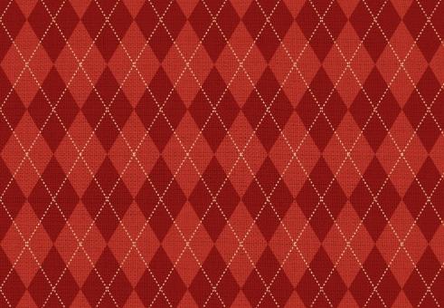 アーガイル柄 アーガイル 赤色 背景 模様 柄 パターン シームレス チェック柄 菱形 ニット セーター クリスマス テクスチャ 素材 壁紙 布地 生地