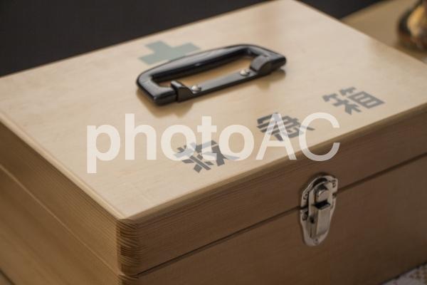 救急箱の写真