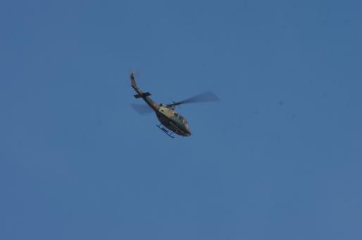 UH-60J ヘリコプター 陸上自衛隊 陸自 自衛隊 訓練