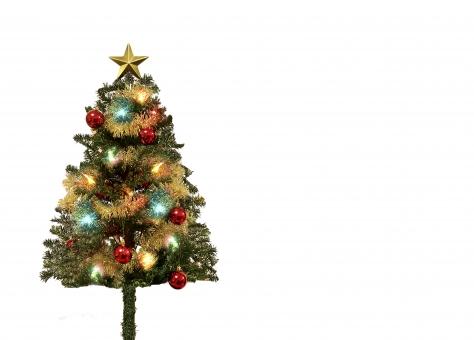 クリスマス クリスマスツリー ツリー 冬 背景 背景素材 バック バックグラウンド
