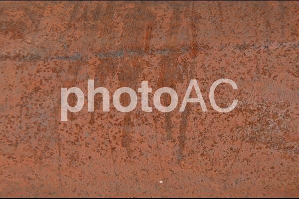 錆びた鉄の板の写真