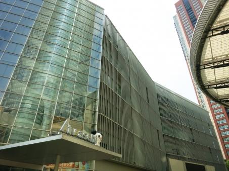 テレビ朝日 アリーナ ヒルズ ガラス レジデンス ビル タワー 都会 オフィス マンション 港区 東京 15 roppongi tokyo
