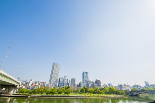 大阪市中之島公園の写真