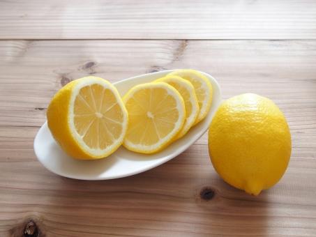 レモン 檸檬 れもん 果物 フルーツ 柑橘類 黄色 フレッシュ 食べ物 美容 健康