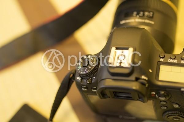 一眼レフカメラの写真