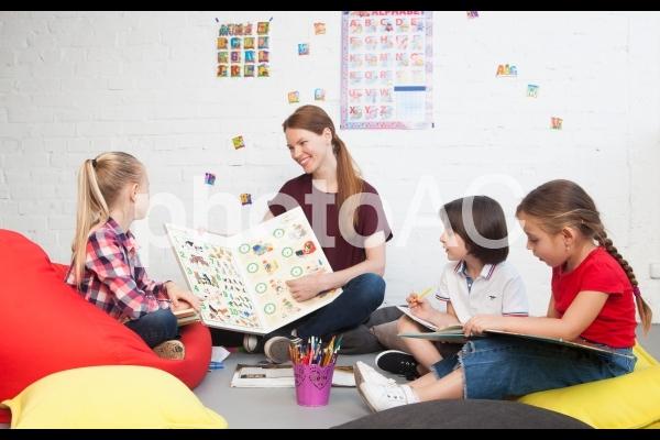 幼児教室24の写真