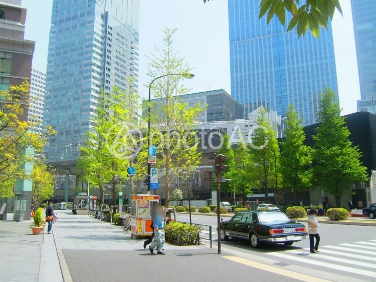 丸の内 街並みの写真