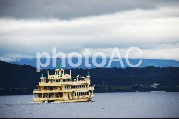 洞爺湖汽船の写真