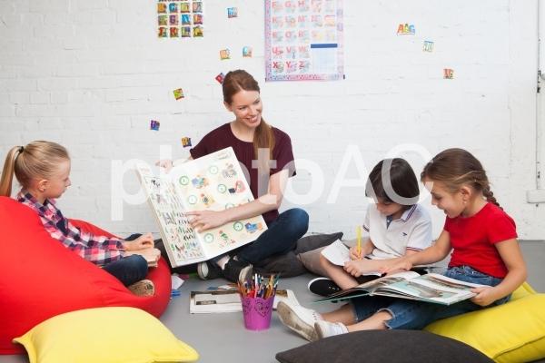 幼児教室16の写真