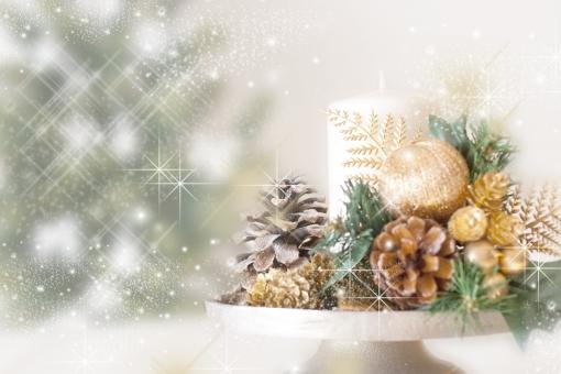キラキラクリスマスの写真