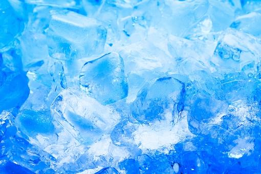 氷のテクスチャの写真