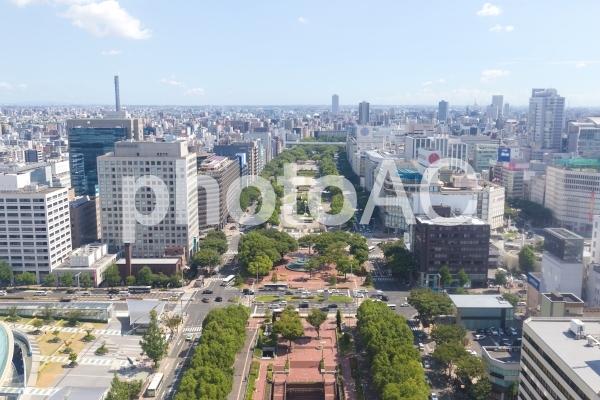名古屋 都市風景の写真