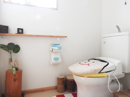 洋式トイレ02の写真