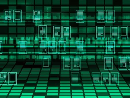 サイバースペース サイバー空間 サイバー コンピューター サーバ データ データベース データ検索 検索 情報 情報検索 情報処理 デジタル ファイル管理 インターネット ネット 通信 クラウドコンピューティング IT 技術 社会 ビジネス 取引 SNS ソーシャルネットワーク 仮想空間 電脳 システム 情報社会 バナー